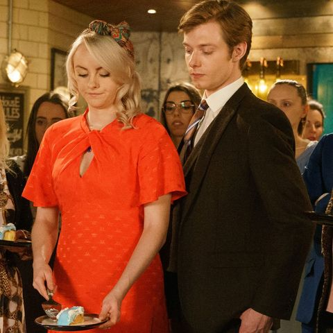 Coronation Street lines up a big fight at baby Bertie's christening