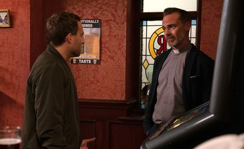 Corrie spoilers – Billy and Paul to split after Sean's attack