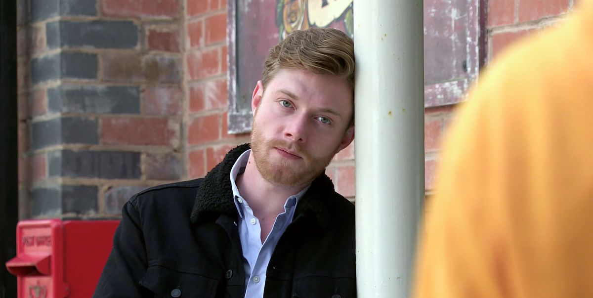 Corrie star Rob Mallard admits Hollyoaks turned him down nine times