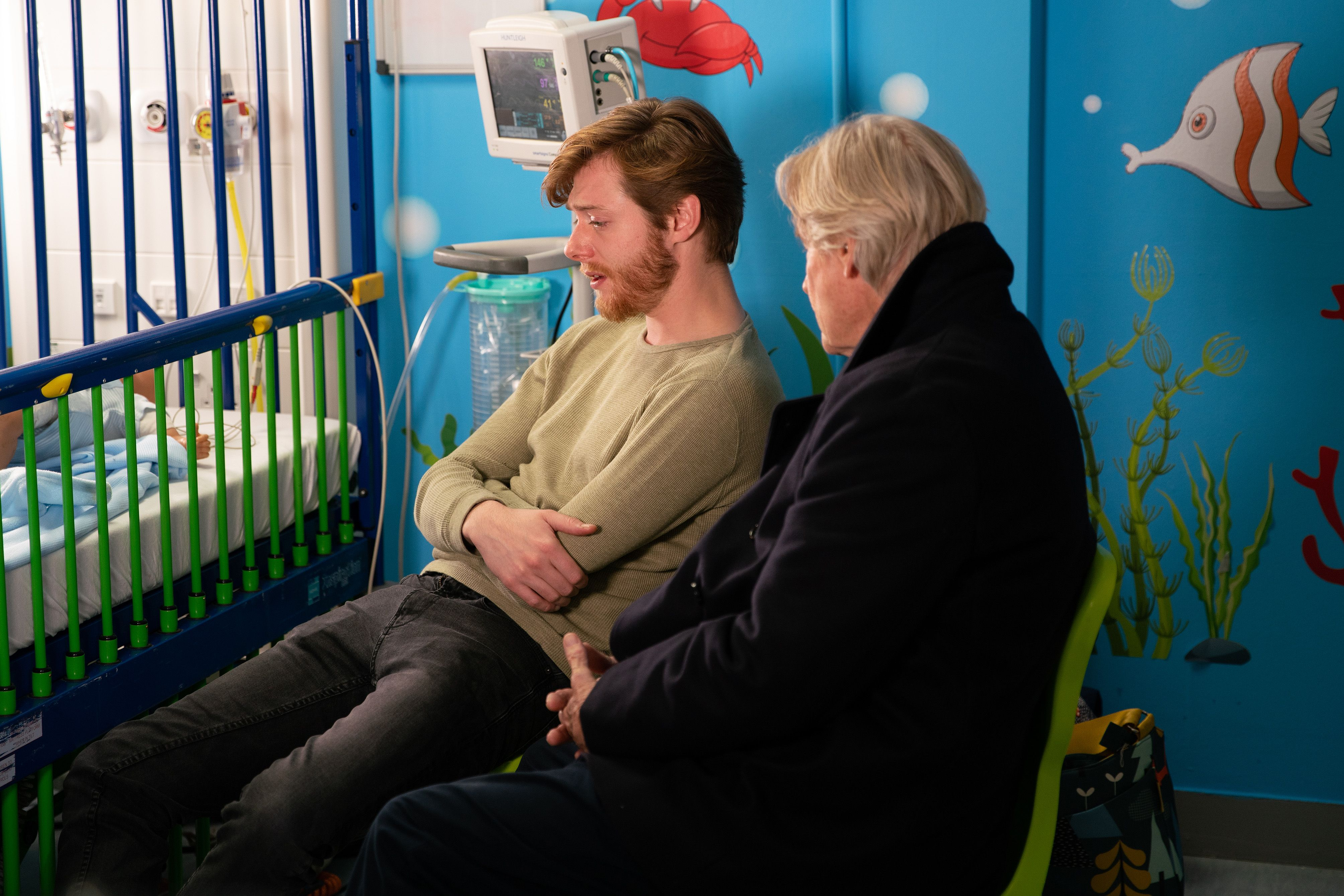 Coronation Street reveals baby Bertie scare and Maria tragedy in 24 new spoiler pictures