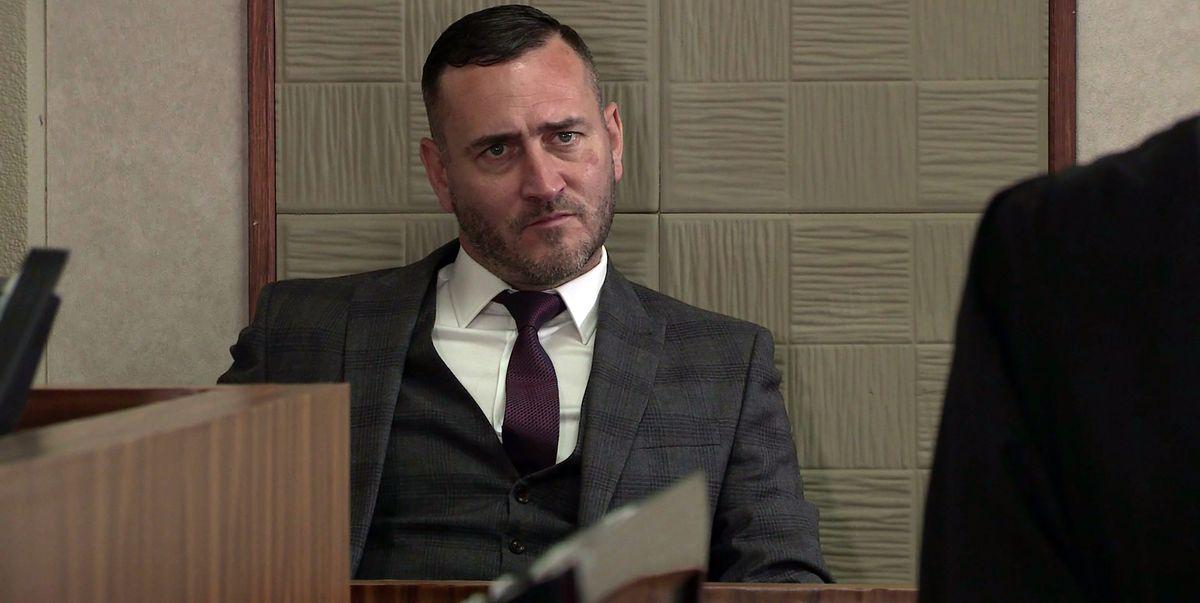 Coronation Street airs Harvey's trial verdict on ITV Hub box set