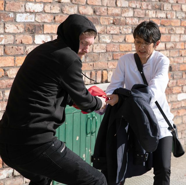 Coronation Street: 24 new spoiler pictures reveal mugging horror for Yasmeen Nazir