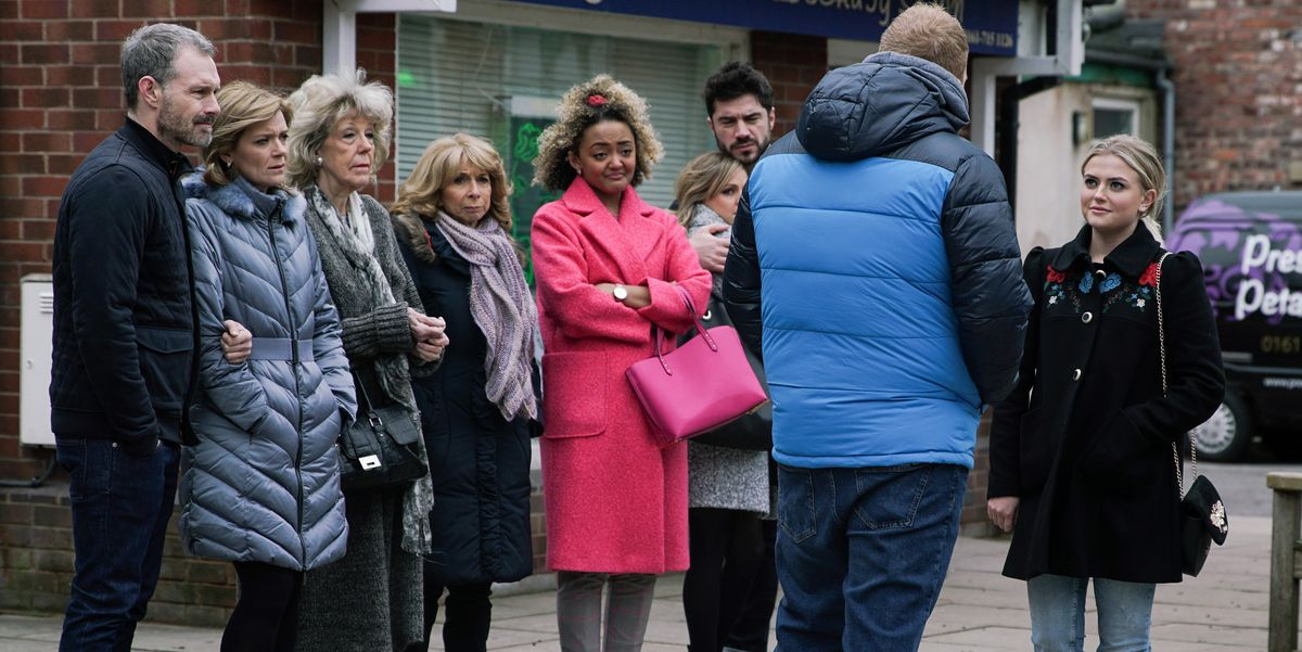 Coronation Street spoiler pictures show Bethany Platt's exit week