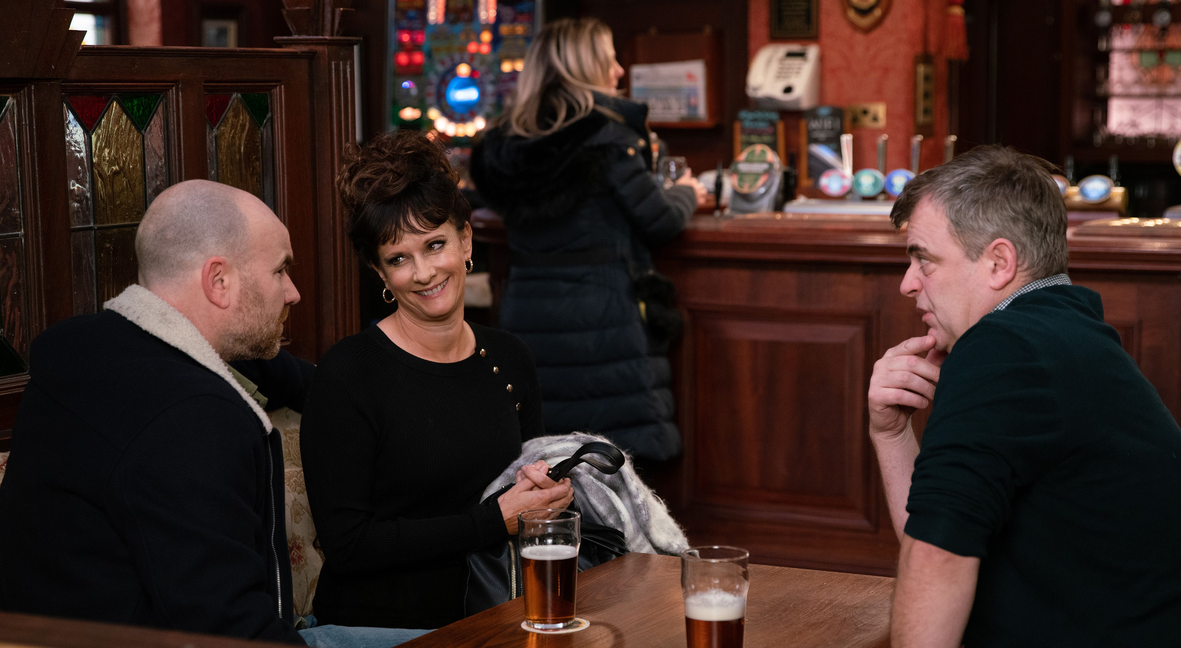 Coronation Street star Sian Reeves calls for Tim's secret wife Charlie to stay