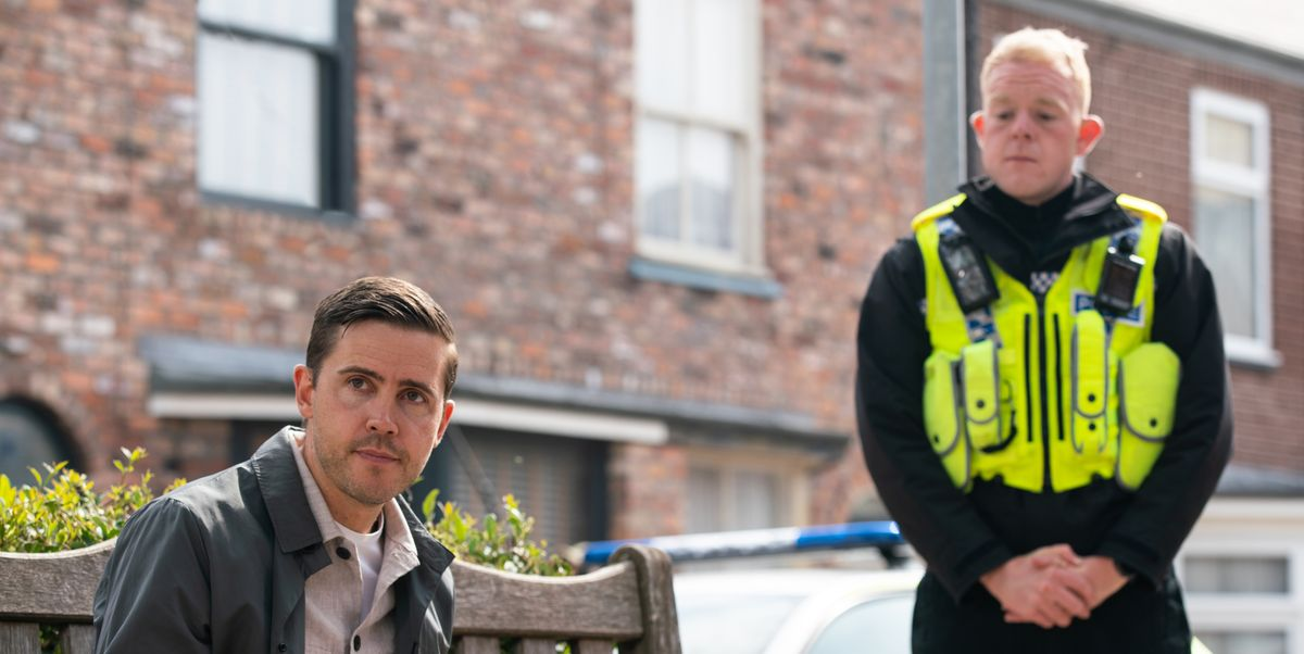 Coronation Street shares the aftermath of Todd Grimshaw's comeuppance