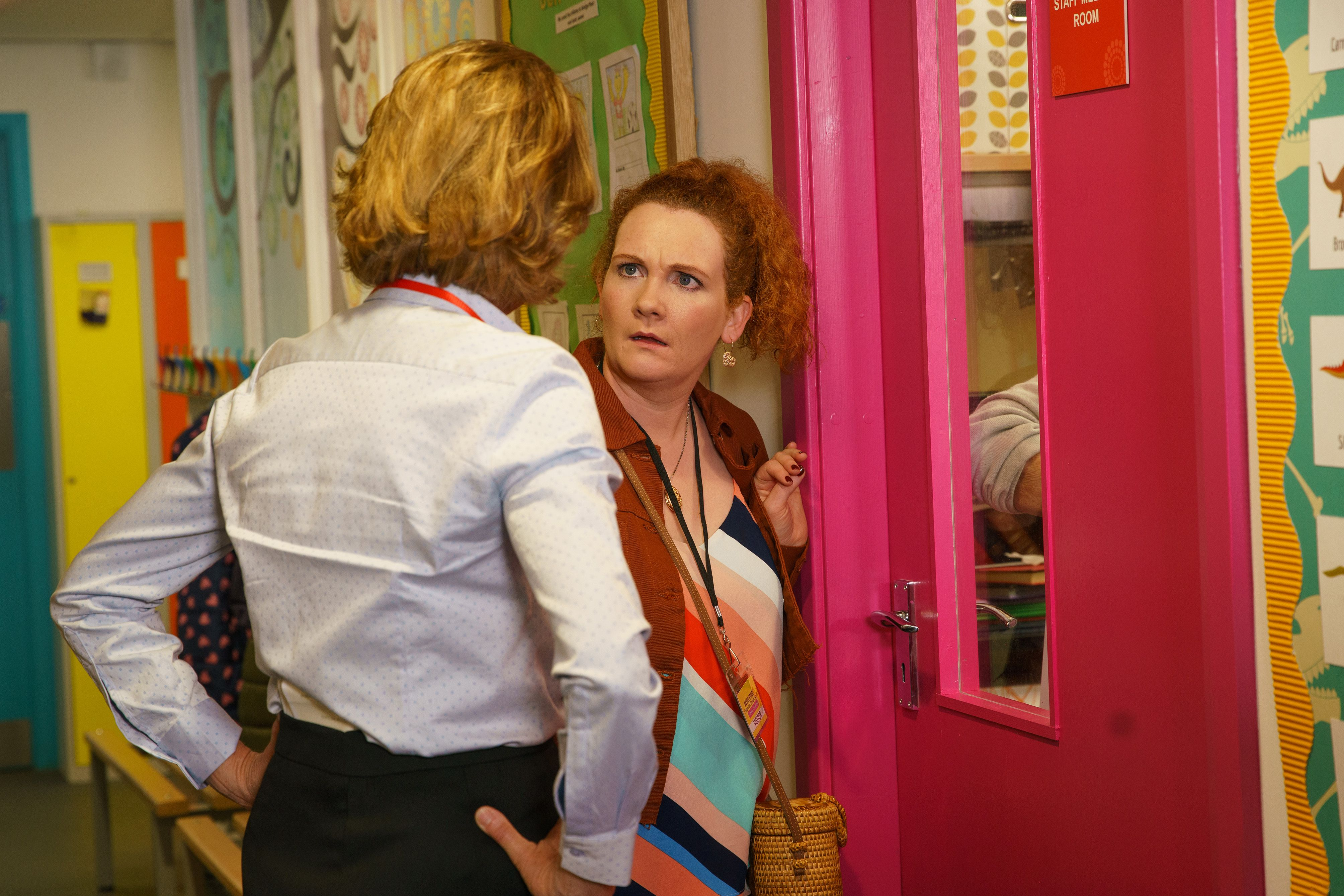 Coronation Street: Fiz Stape's return drama revealed in 23 spoiler pictures
