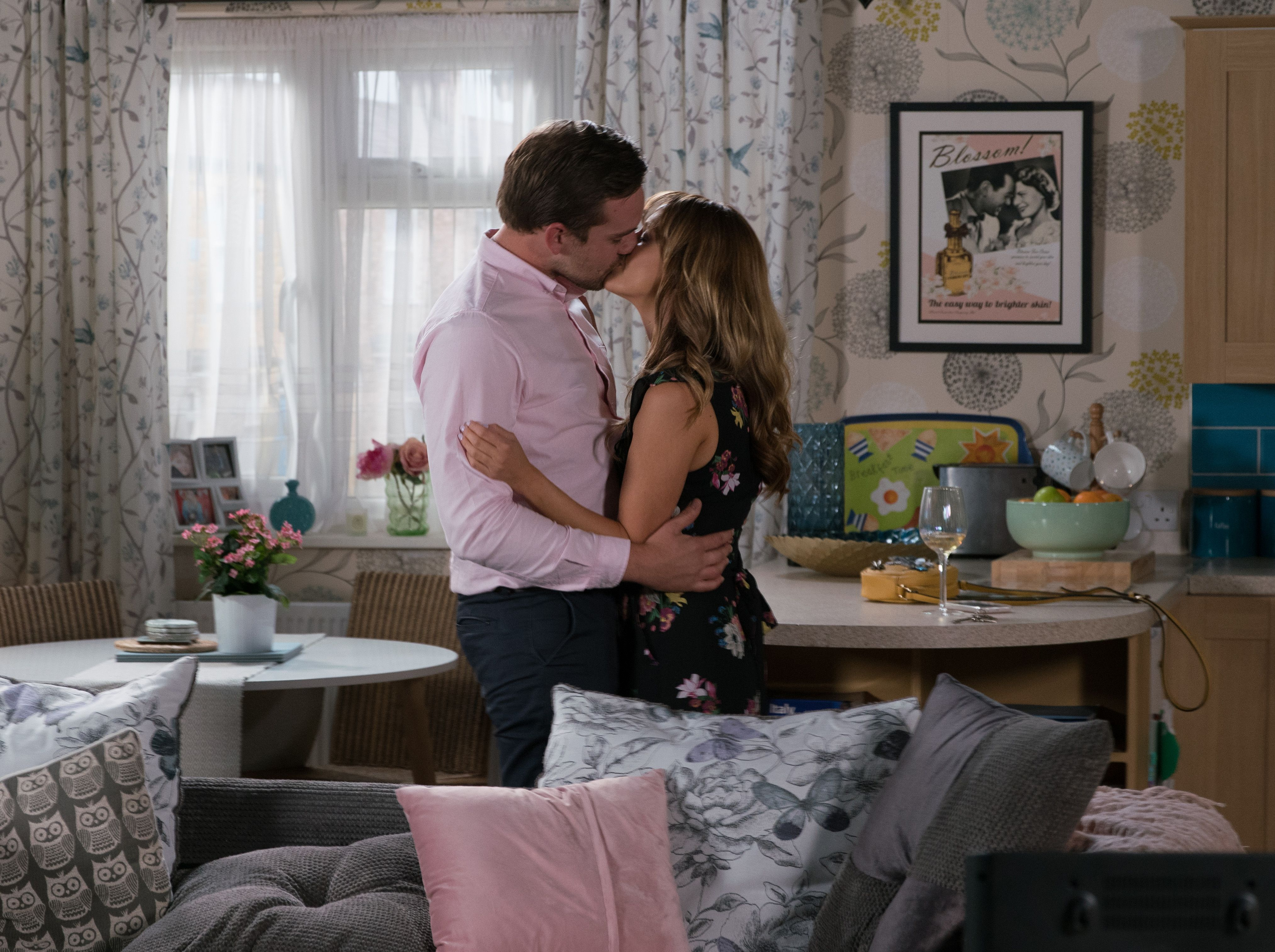 Coronation Street to revisit Maria and Ali's relationship in 2020