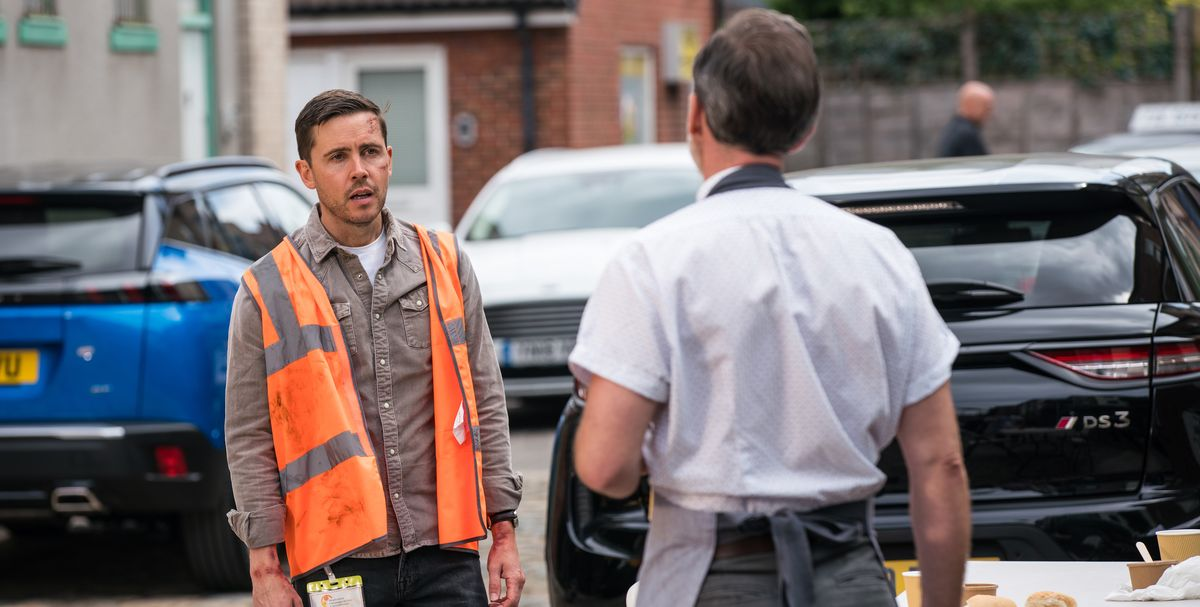 Coronation Street's Todd suffers a new setback after being caught out