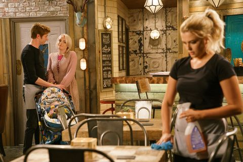 Coronation Street teases Daniel Osborne and Bethany Platt affair