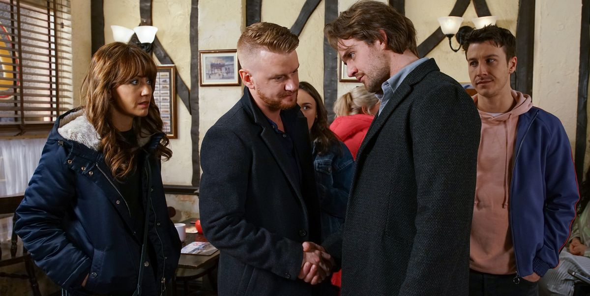 Coronation Street's Maria Connor and Gary Windass make their engagement public