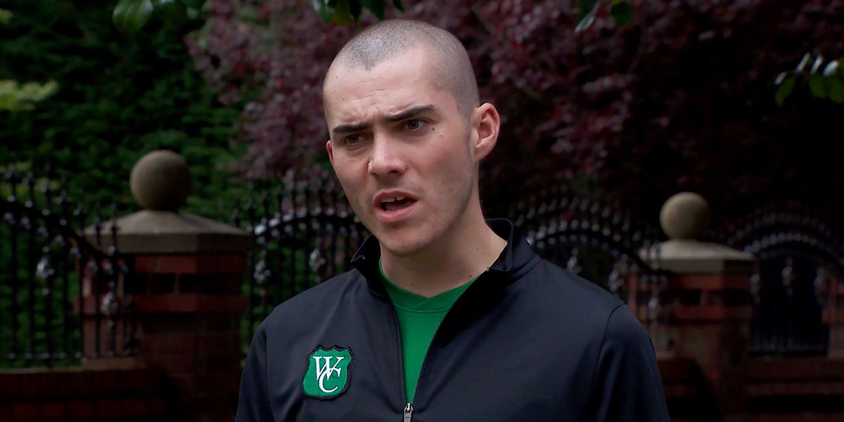 Coronation Street star Maximus Evans confirms exit for Corey Brent