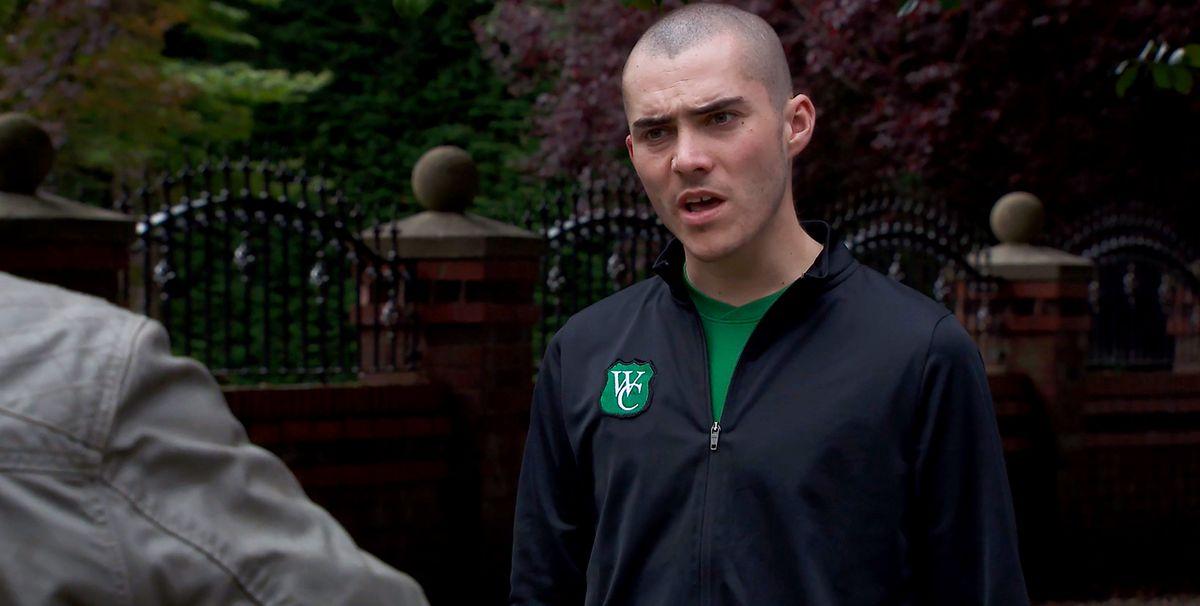 Coronation Street confirms Corey Brent's exit storyline