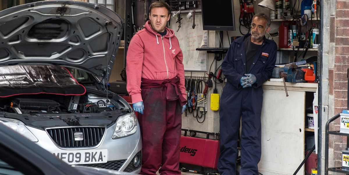 Coronation Street's Tyrone risks further humiliation after Alina's exit