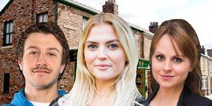 Coronation Street, Bethany Platt, Exit, Ryan Prescott, Sarah Platt