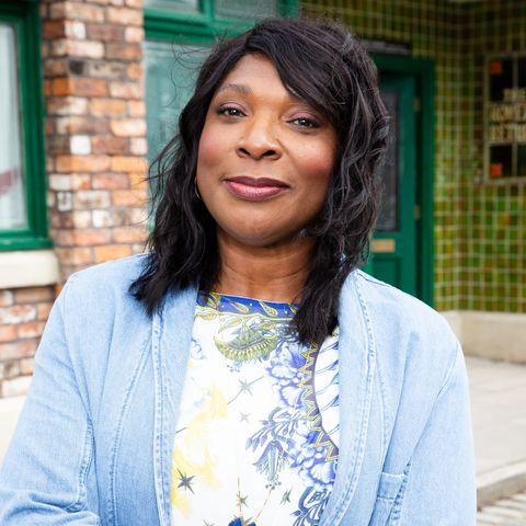 Coronation Street, Aggie Bailey, played by Lorna Laidlaw