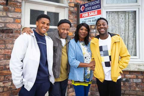 Coronation Street Announces The Bailey Family Joining The Show This