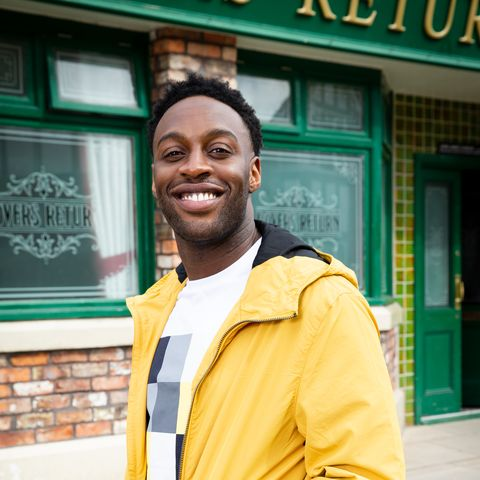 Coronation Street, Michael Bailey, played by Ryan Russell