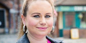 Dolly-Rose Campbell as Gemma Winter in Coronation Street