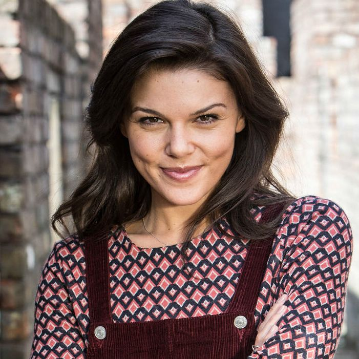 Coronation Street star Faye Brookes opens up over Kate Connor's future after Rana's death