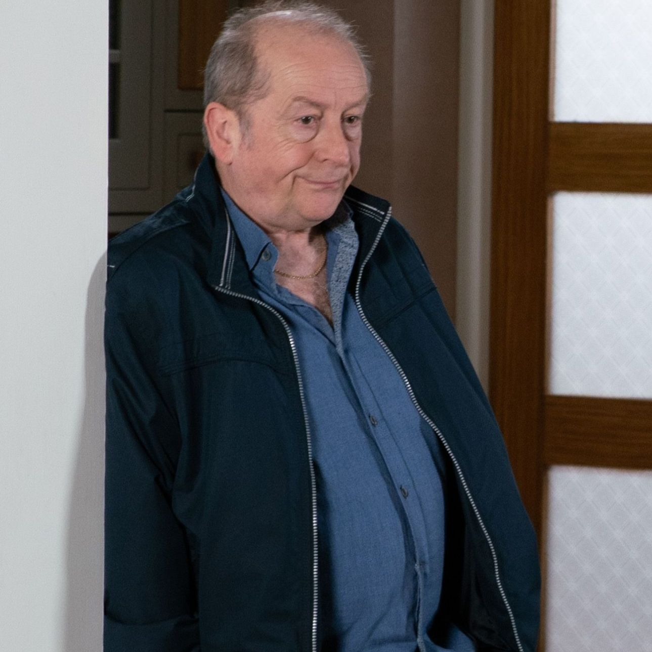 Coronation Street's Geoff Metcalfe pretends he could have cancer in shock new plan