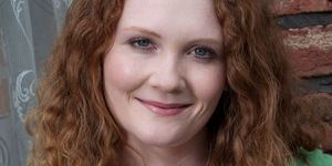 Jennie McAlpine as Fiz Stape in Coronation Street