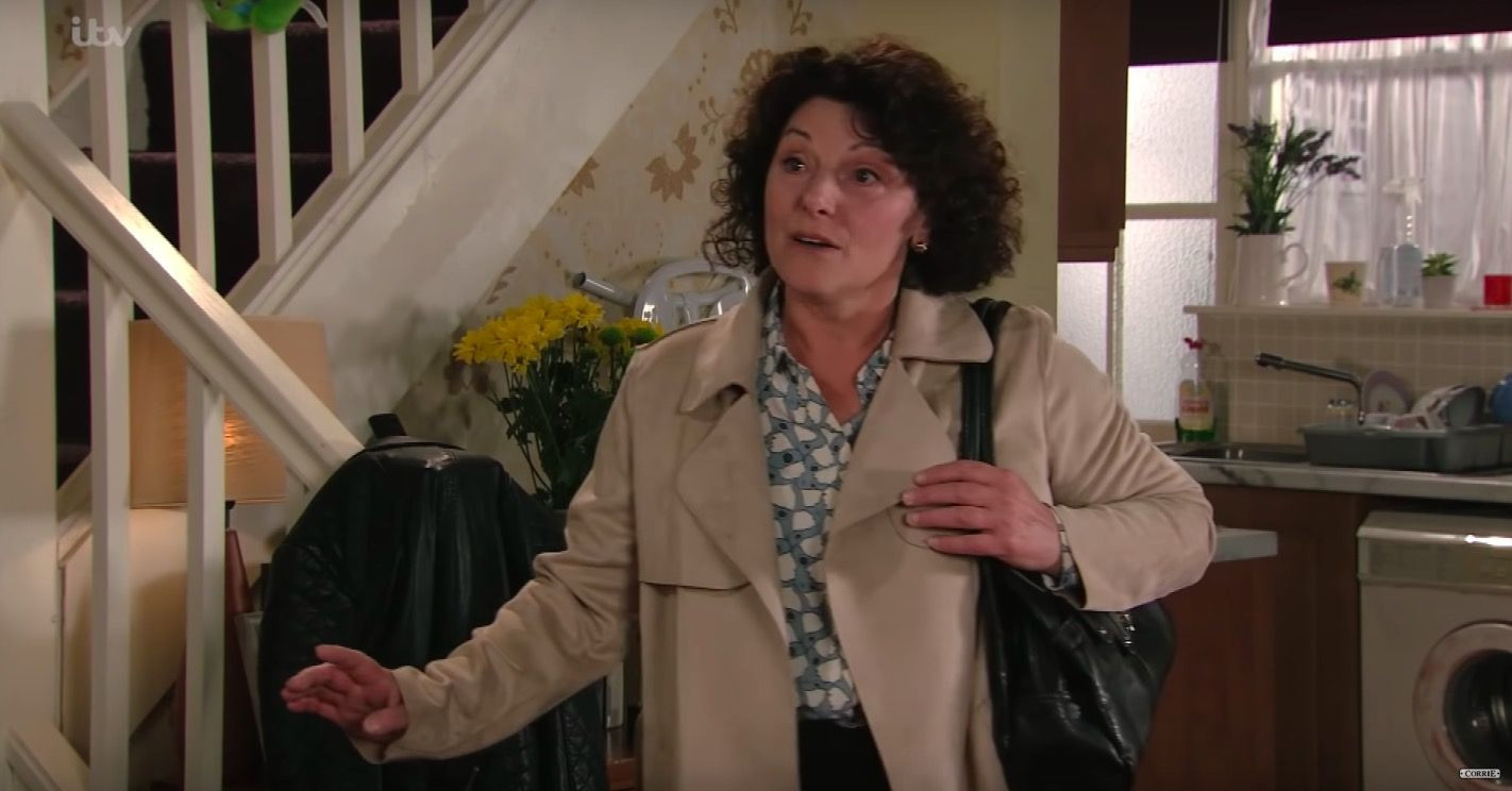 Coronation Street reveals a first look at Marion Logan's return as the role is recast