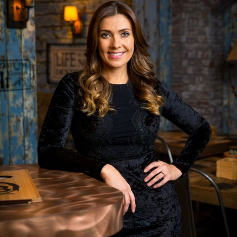 "Coronation Street star Kym Marsh opens up about ""nerve-wracking"" exit as Michelle Connor"