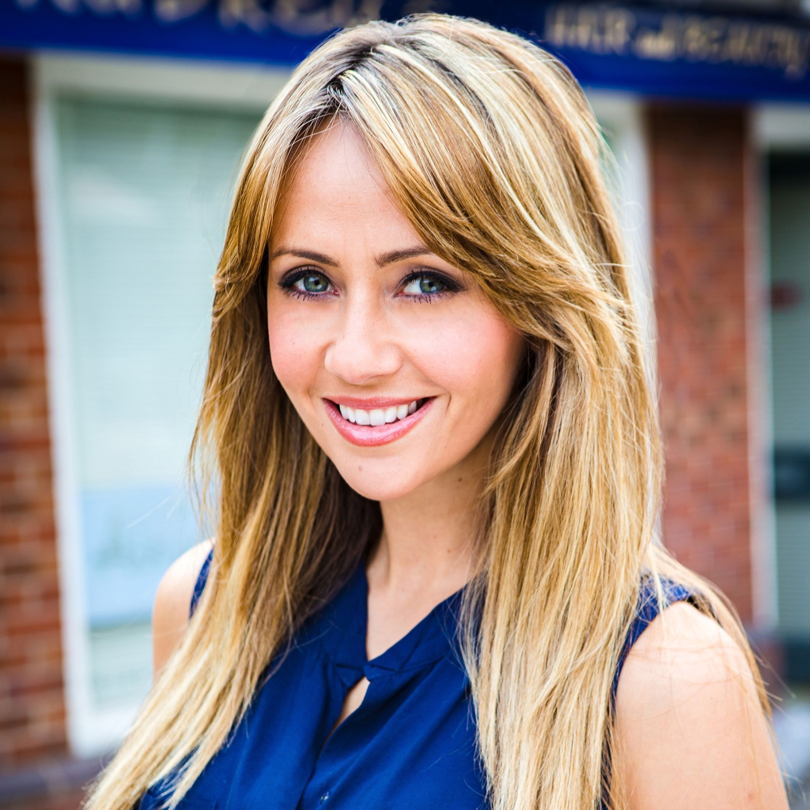 Coronation Street's Samia Longchambon reveals a secret over her history with co-star Andrew Whyment