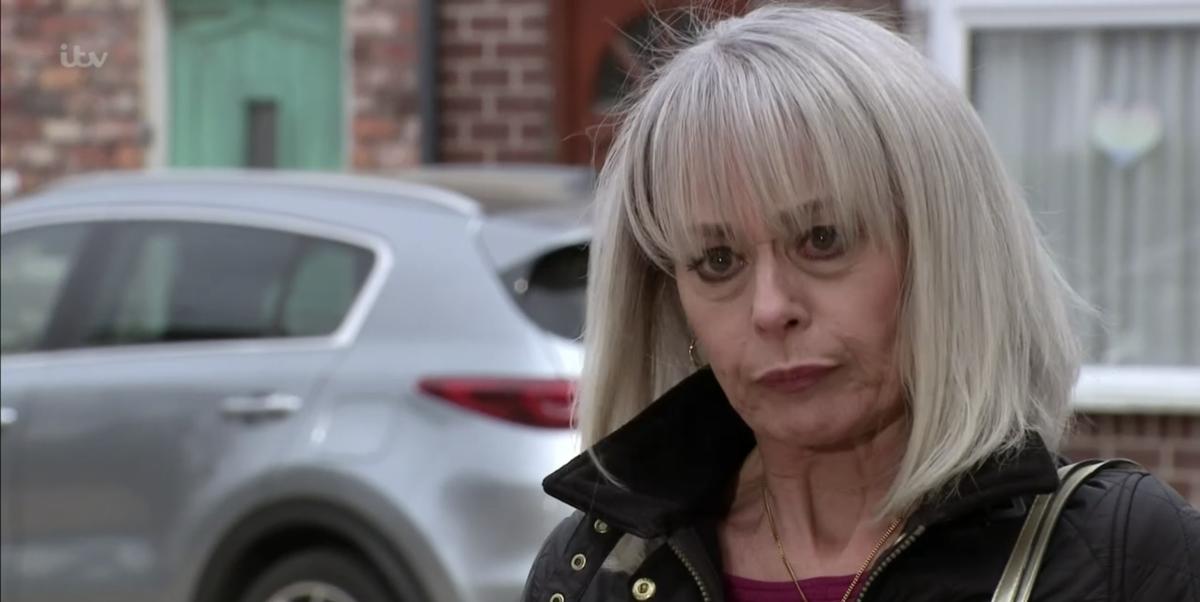 Coronation Street's Sharon Bentley is arrested after Rita's big decision