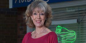 Sue Nicholls as Audrey Roberts in Coronation Street