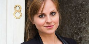 Tina O'Brien as Sarah Platt in Coronation Street