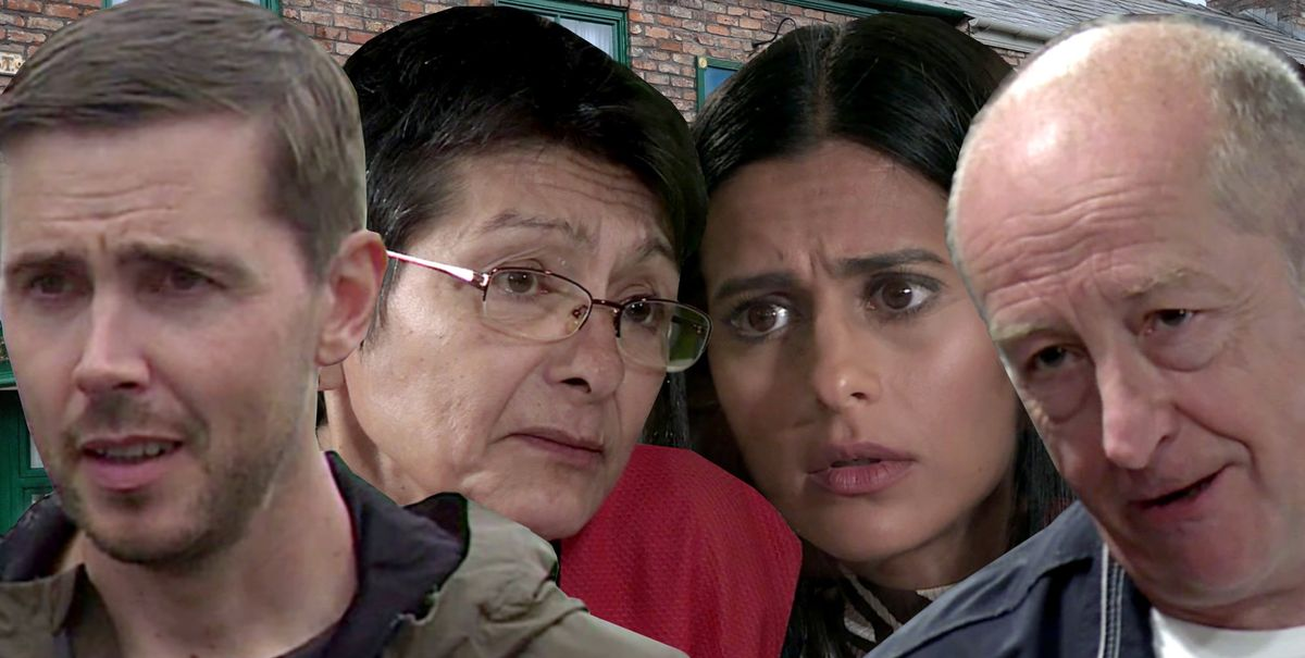 Coronation Street spoilers (October 5 to 9) thumbnail