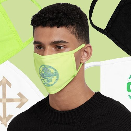 No, Off-White's Very Timely Face Masks Won't Save You From The ...