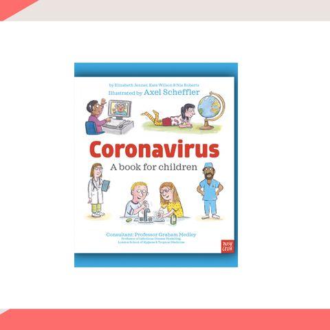 coronavirus book for kids