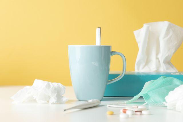 coronavirus, flu, cold, difference, symptoms