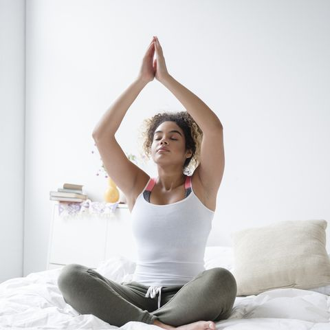 Meditation and mindfulness tips to ease coronavirus anxiety.