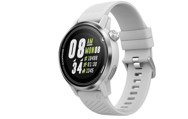 imagen del reloj inteligente premium multideporte coros apex 42 mm para correr