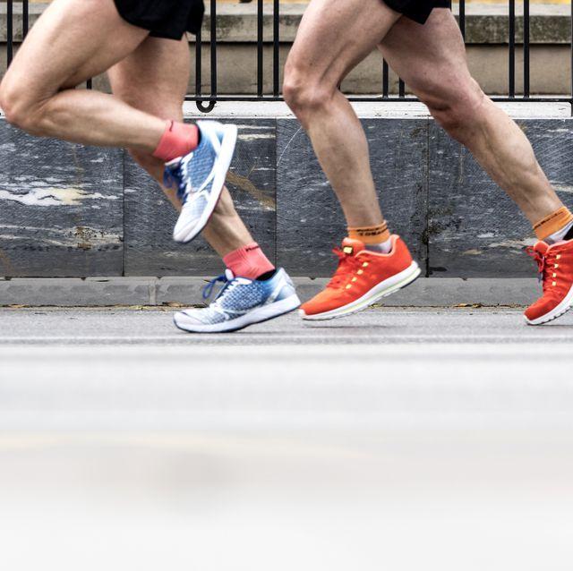 como bajar de peso corriendo o caminando shoes