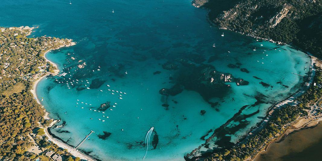 In Corsica ci sono le spiagge più belledel Mediterraneo