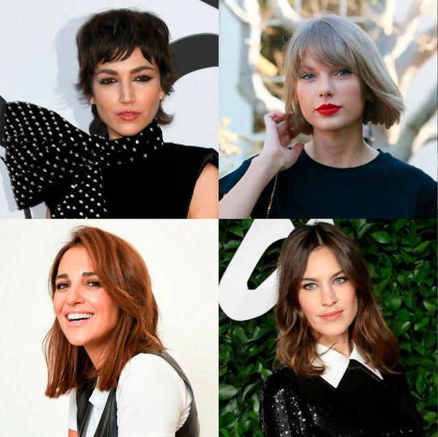 cortes de pelo de famosas