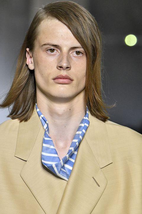 Cortes de cabello lacio para hombre 2020