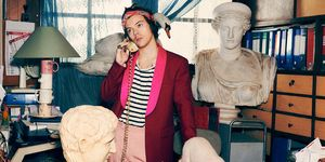 Harry Styles para Gucci