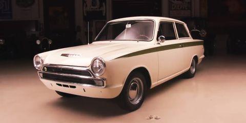Land vehicle, Vehicle, Car, Classic car, Coupé, Sedan, Lotus cortina, Ford cortina, Lotus, Notchback,
