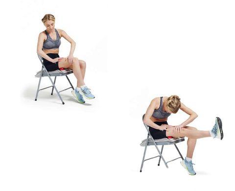 ejercicios, rigidez, nervio, ciatico, corva