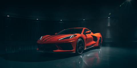 Chevrolet Releases 2020 C8 Corvette Stingray Pricing