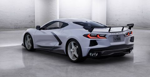 2020 Corvette Color Chart.2020 Chevy Corvette C8 Colors Trims Options And Features