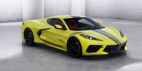 The 2020 Chevy Corvette C8 Will Start At Less Than 60 000