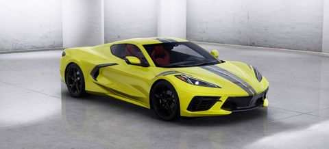 2020 Chevy Corvette C8 – Colors, Trims, Options, and Features