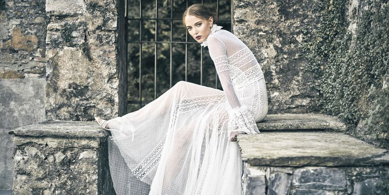 140 Best Bohemian Wedding Dresses