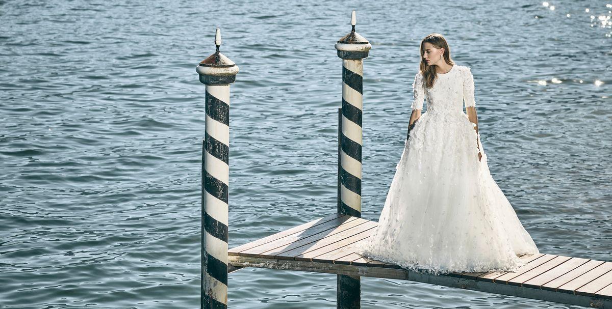Summer 2018 Wedding Dresses - Summer Bridal Gown Trends
